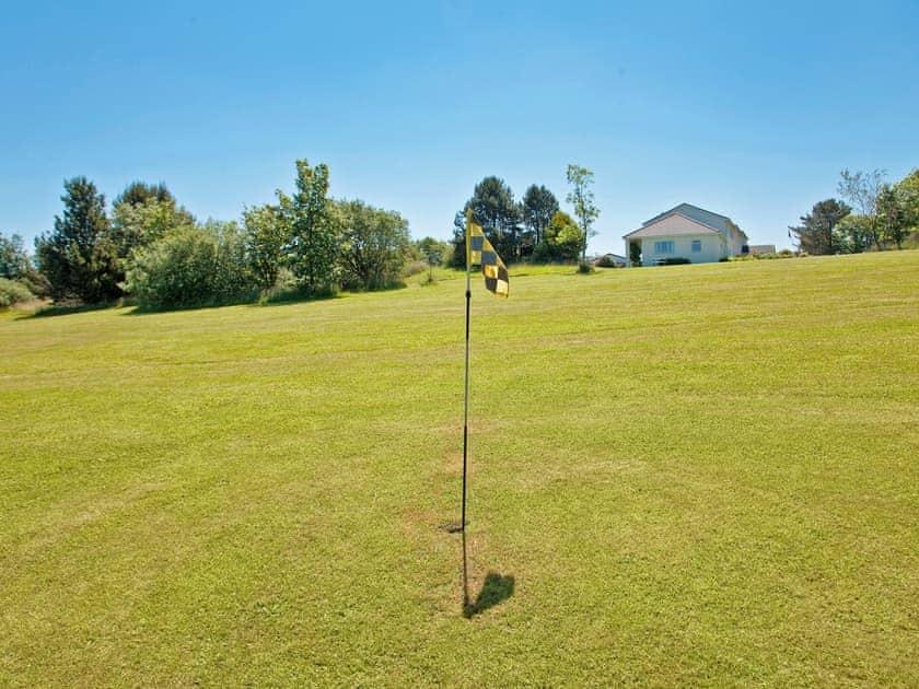 9 Hole Pitch and Putt | Moorhead Farm - Bramling, Woolsery, nr. Clovelly