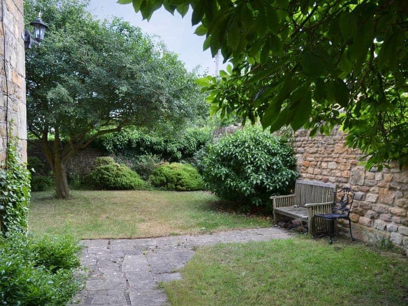 Garden   Gravel Cottage, Weston-sub-Edge, nr. Chipping Campden