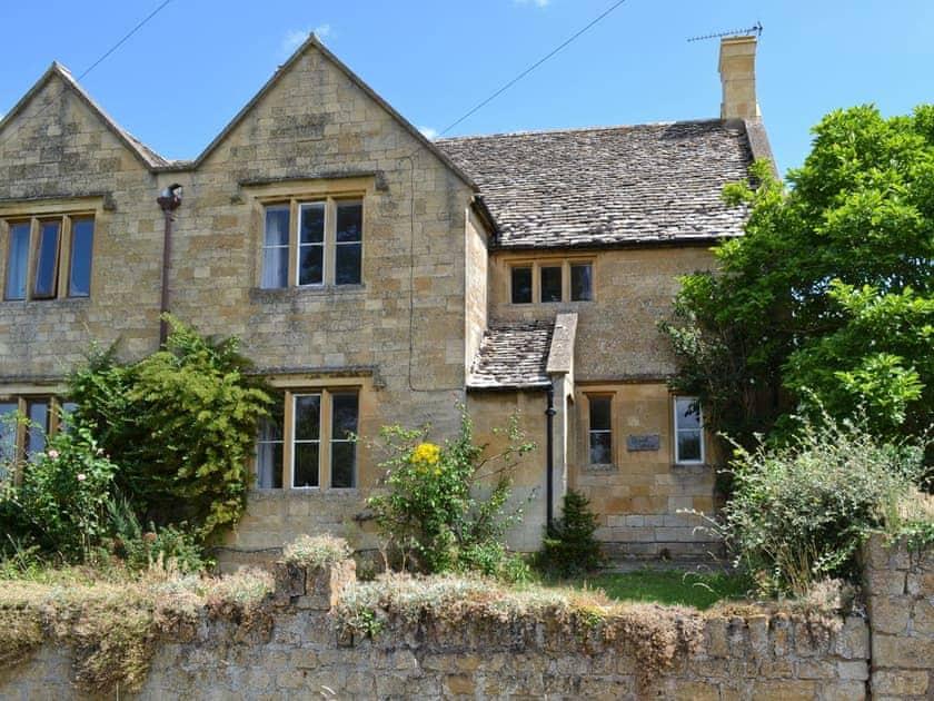 Exterior   Gravel Cottage, Weston-sub-Edge, nr. Chipping Campden