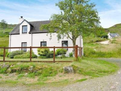 Exterior | Hannah's Cottage, Inverasdale, nr. Poolewe