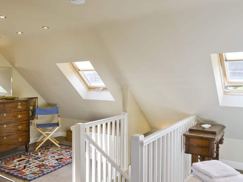 Double bedroom | Streatley Mews - Streatley Lodge, Ludlow