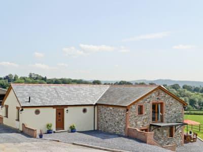 Exterior | Bwthyn Y Mynach, Nantgaredig, nr. Carmarthen