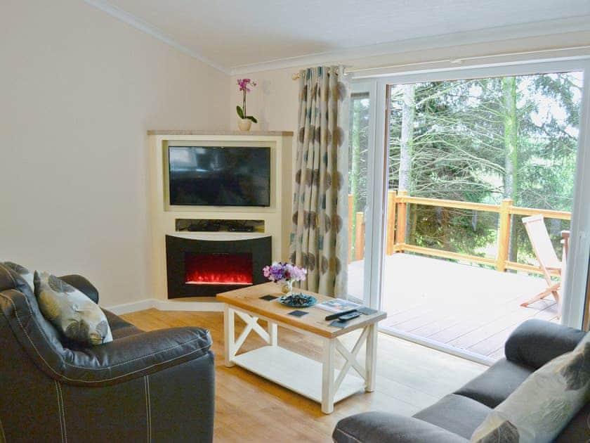 Living room | Ash Lodge, Clatworthy