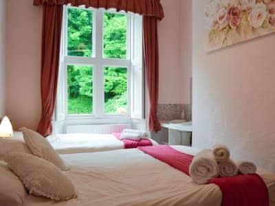 Double with additional single bed | Llys Y Craig, Near Penraeth