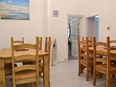 Dining room | Llys Y Craig, Near Penraeth
