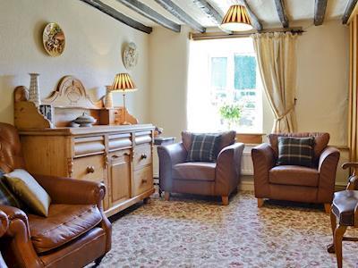 Spacious and comfortable living room | Gwytheryn, Dyffryn Ardudwy, near Harlech