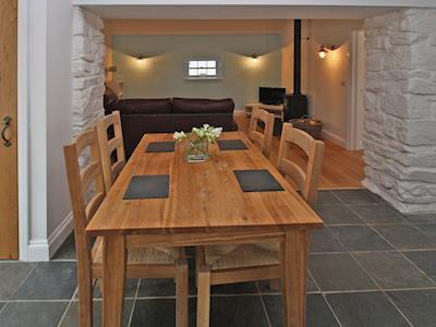 Dining room | Cei Newydd, Nanternis near New Quay
