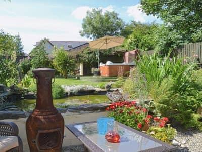 Garden | Croes Newydd, Beulah near Aberporth