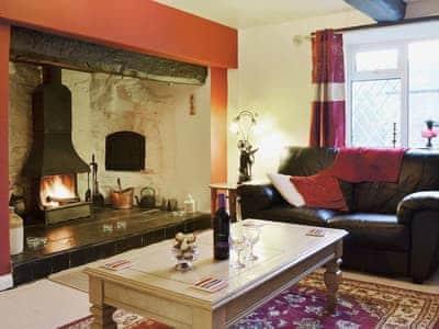 Living room   Coed Adam, Llangyndeyrn, Kidwelly