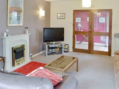 Living room   Silver Birches, Longhoughton near Alnwick