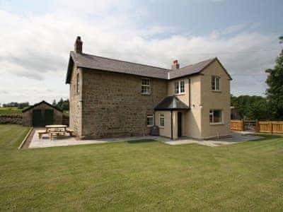 Plantation Cottage, Rock near Alnwick