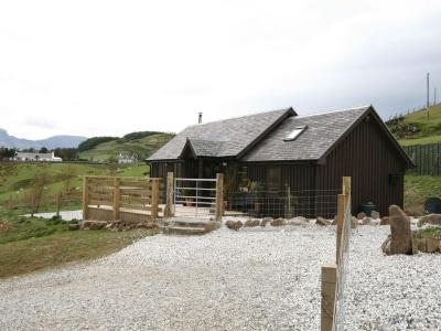 The Lodge, Croft, Culnacnoc, Isle of Skye