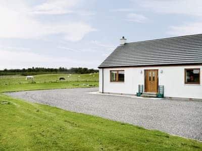 Exterior | Achagour Cottage, Glenferness, Nairn