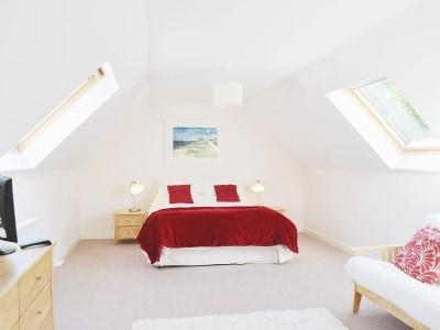Double bedroom | Redburn Steading, Belivat, Nairn