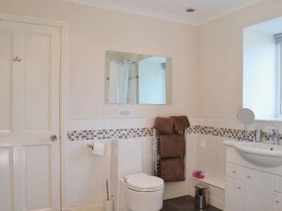 En-suite | Redburn Steading, Belivat, Nairn