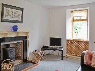 Living room | Heathcote, near Fordyce, Aberdeenshire