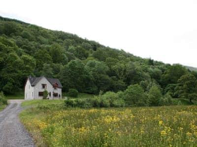 Ardachy House, Stronafyne, Arrochar, Argyll