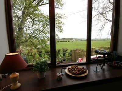 Rowan Cottage, Borgue near Kirkcudbright