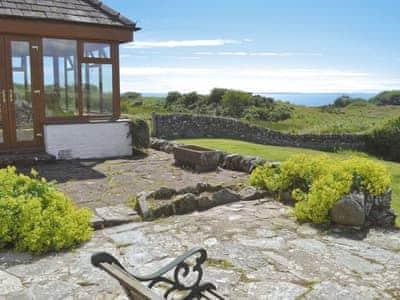 Garden | Allanhead, Borness, by Borgue, Kirkcudbright