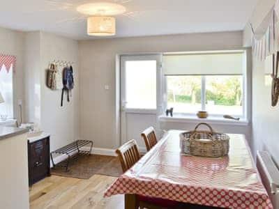 Breakfast room | Carse Cottage, Twynholm by Kirkcudbright