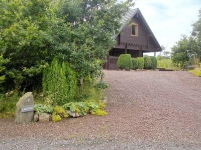 Exterior | Criffel Lodge, Park of Tongland, Kirkcudbright