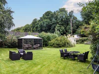 Garden | Woodbank, Newton Stewart