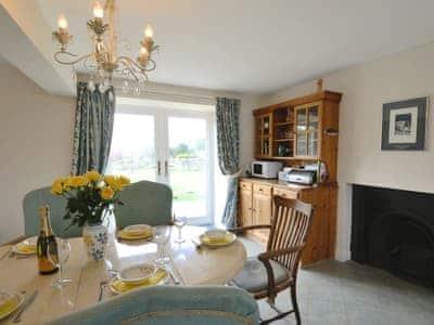 Kitchen/diner | The Nook, Morebattle near Jedburgh and Kelso