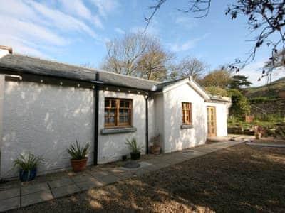 Gardener's Cottage, Ardmillan by Girvan