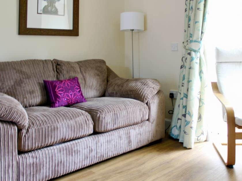 Open plan living/dining room/kitchen   Auchendennan - Primrose Cottage, Arden, Alexandria