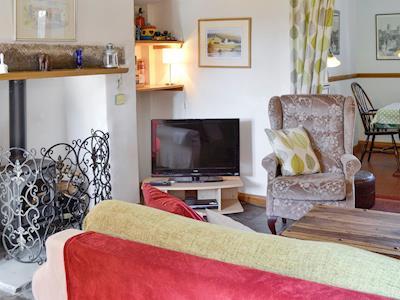 Charming living room | Bellypig Cottage, Bellerby near Leyburn