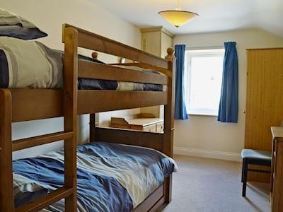 Bunk bedroom | Bridge Mews, Ingleton