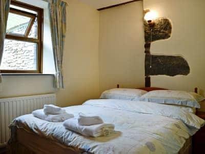 Charming double bedroom | Derwent Dale Cottage  - Doddick Farm Cottages, Threlkeld, near Keswick