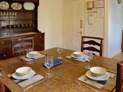 Kitchen/diner | Brandymires Cottage, Hawes