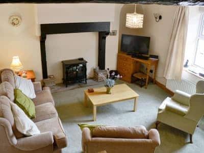 Charming living room | Gran's Cottage, Askrigg