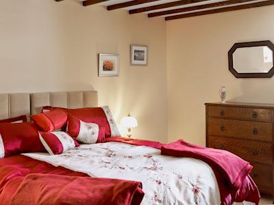 Double bedroom | Topaz Cottage - Basin Howe Farm, Sawdon near Scarborough