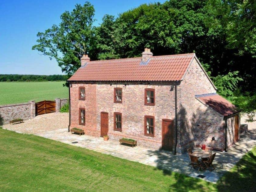 Enthorpe Wood Cottage