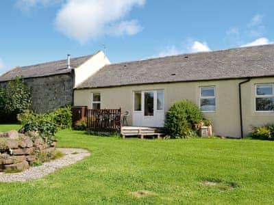 Exterior | Ash Cottage, Kirklandholm near Ayr