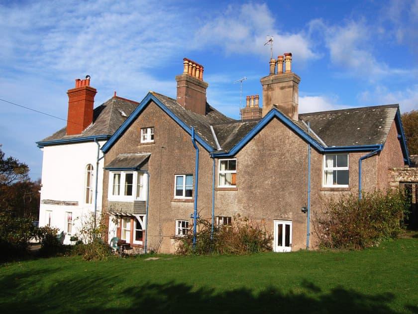 Muncaster Castle - Knott View