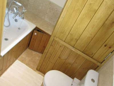 Bathroom | Hollyhock Cottage, Thorns near Hawes