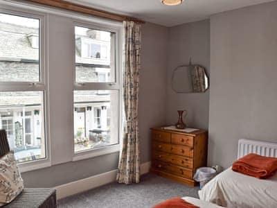 Twin bedroom | Saddleback Cottage, Keswick