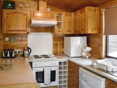 Open plan living space | Bewick Lodge - Burnside Park - Burnside Park, Keswick