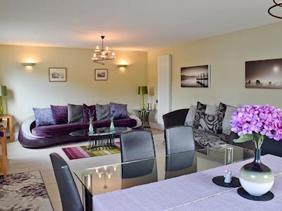 Living room/dining room   High Hill Farm Cottage, Keswick