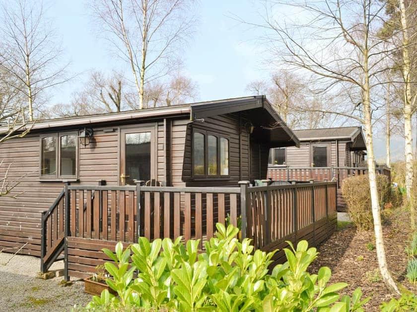 Skiddaw Lodge - Burnside Park