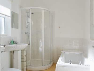 Bathroom | The White Cottage, Keswick