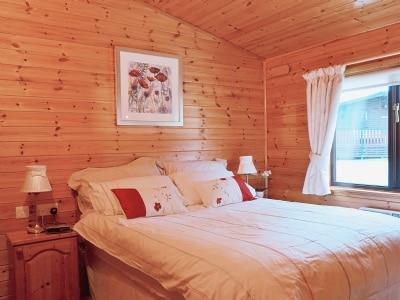 Double bedroom | Fell Foot  Lodge - Burnside Park, Keswick