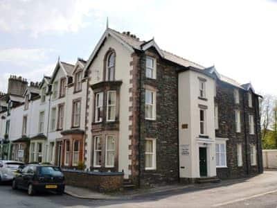 Carlton House Apartment 1, Keswick
