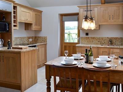 Open plan living space | The Ruddings, Bassenthwaite