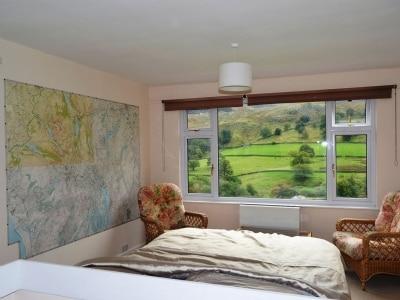 Double bedroom | Blaes Crag Cottage, Glenridding