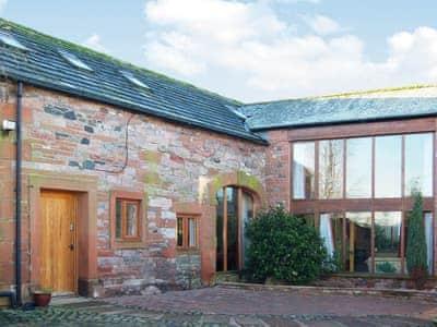 Exterior | Lilac Barn, Newton Reigny