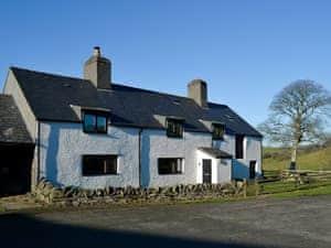 Orsedd Wen Farmhouse